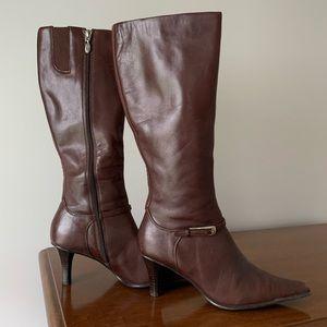 Joan&David Circa Leather Boots
